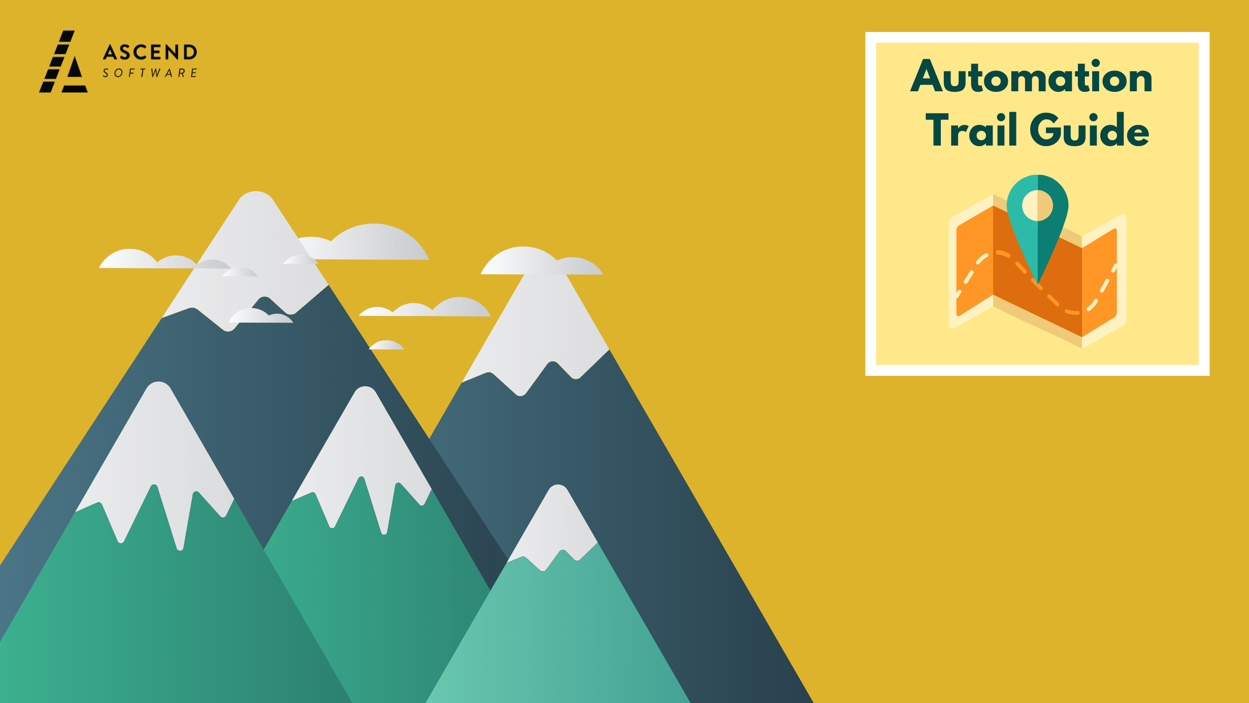 Automation Trail Guide Poster